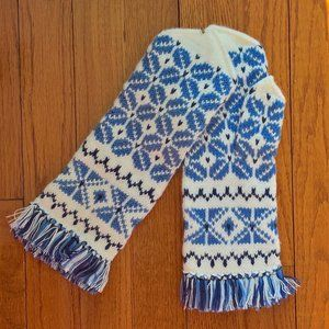 New Handmade Knitted Mittens New Wool